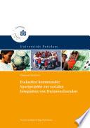 Evaluation kommunaler Sportprojekte zur sozialen Integration von Heranwachsenden