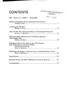 Political Science Quarterly