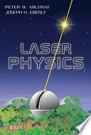 Laser Physics : the past 20 years, there...