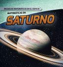 Matemticas en Saturno /Math on Saturn