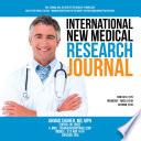 International New Medical Research Journal