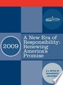 A New Era Of Responsibility