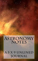 Astronomy Notes