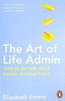 The Art of Life Admin Book PDF