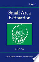 Small Area Estimation