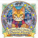Mystical Cats In Secret Places : will delight cat fans and coloring enthusiasts with...