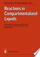 Reactions in Compartmentalized Liquids