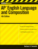 CliffsNotes AP English Language and Composition  with CD ROM