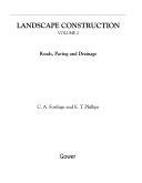 Landscape Construction  Volume 2