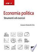 Economia politica  Strumenti ed esercizi