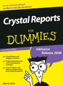 Crystal Reports f  r Dummies