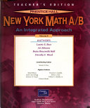 New York Math: Math A
