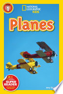 National Geographic Readers  Planes