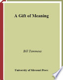 A Gift of Meaning