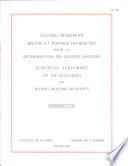 Accord européen relatif à l'échange des réactifs pour la détermination des groupes sanguins (STE 39)
