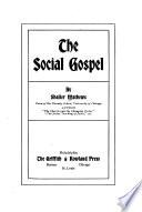 The Social Gospel Book PDF