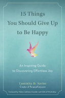 download ebook 15 things you should give up to be happy pdf epub