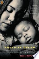 American Dream Book PDF