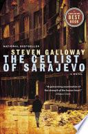 The Cellist Of Sarajevo book