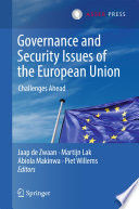 Governance and Security Issues of the European Union