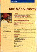 Distance   Supported Open Learning