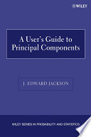 A User s Guide to Principal Components