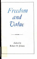 Freedom and value