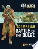 Bolt Action  Campaign  Battle of the Bulge