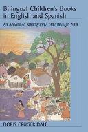 Bilingual Children S Books In English And Spanish