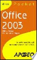 Office 2003 pocket