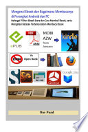 Mengenal Ebook dan Bagaimana Membacanya di Perangkat Android dan PC