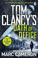 Tom Clancy's Oath of Office Book Cover