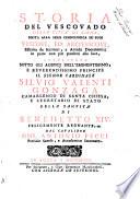 Storia del vescovado della Citt   di Siena  unita alla serie cronologica de  suoi vescovi  ed arcivescovi  estratta da scrittori  e antichi documenti  in parte non pi   prodotti alla luce  pubblicata     dal cavaliere Gio  Antonio Pecci