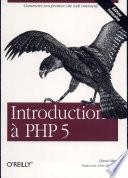 Introduction à PHP 5