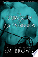 The Submission of Lady Pennington