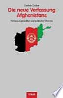 Die neue Verfassung Afghanistans