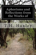 Aphorisms and Reflections from the Works of