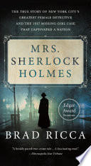 Book Mrs  Sherlock Holmes
