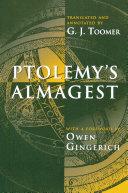 Ptolemy S Almagest
