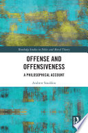 Book Offense and Offensiveness