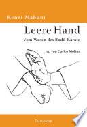 Leere Hand