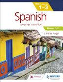 Spanish for the IB MYP 1 3