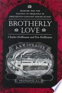 download ebook brotherly love pdf epub