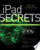 iPad Secrets  Covers iPad  iPad 2  and 3rd Generation iPad