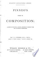 Pinneo S Guide To Composition