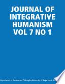 Journal Of Integrative Humanism Vol 7
