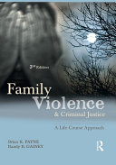 download ebook family violence and criminal justice pdf epub