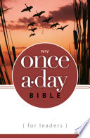 NIV  Once A Day  Bible for Leaders  eBook