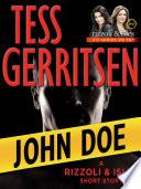 John Doe A Rizzoli Isles Short Story