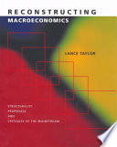 Reconstructing Macroeconomics